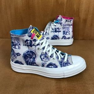 NEW Converse Batman Chinatown Chuck 70 Hi Top 80th